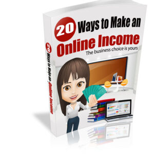 Make an Income Online