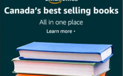 Amazon Canada's Best Selling Books
